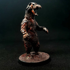 Picture of print of Undead Bears