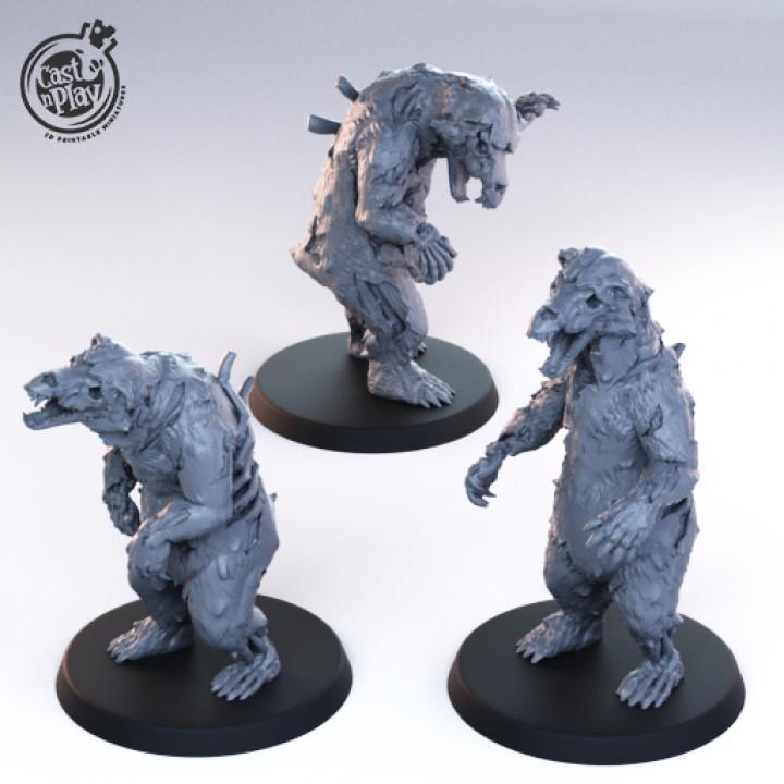 Undead Bears