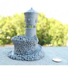 Light for the Forbidden Watchtower
