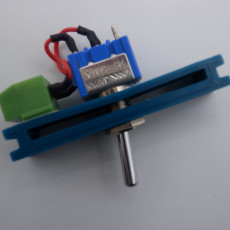 switch panel DLC for SMARS modular robot