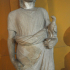 Votive statue of a priest image
