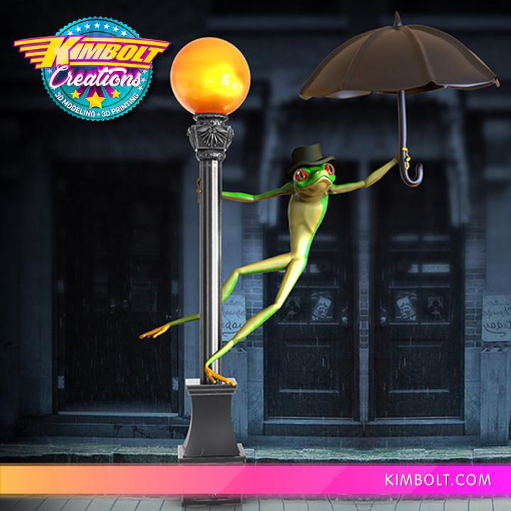 Froggin the Rain