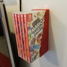 Nintendo Switch Cartridge Shelf