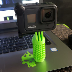 Picture of print of Gopro handle
