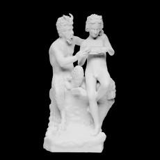 Pan and Daphnis