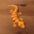 Articulated Lizard print image