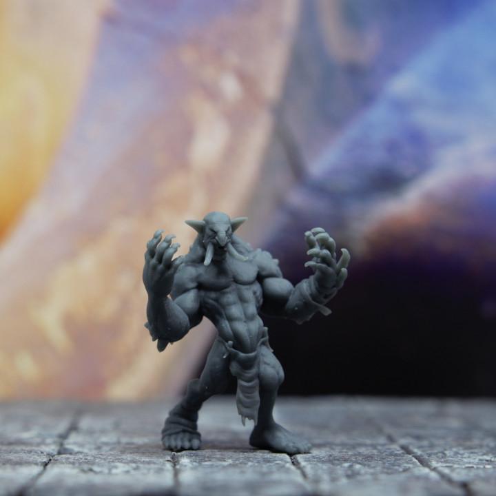 Troll - Tabletop Miniature