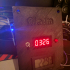 3D printed Arduino Home Automation System | Alarm Clock that is adjustable via webpage image