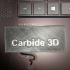 Carbide 3D Sign image