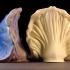 """Tabletop plant: """"Strange Mushroom 02"""" (Alien Vegetation 07) image"""