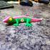Racing Gecko - Multicolor image