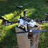 DRONE F450 CARBONE image
