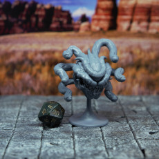 Picture of print of Eye Tyrant - Tabletop Miniature