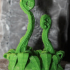 Tabletop plant: Double Fern Tentacle (17 Leaves) image