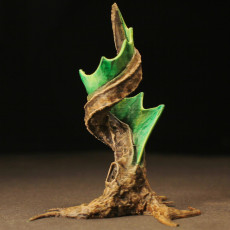 Tabletop plant:  Corkscrew-Tree  (Alien Vegetation 08)