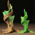 "Tabletop plant: ""Corkscrew-Tree"" (Alien Vegetation 08) image"