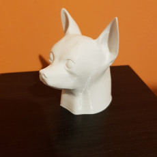 Picture of print of Chihuahua