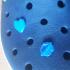 Crocs button base and motive image