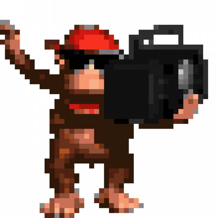 Diddy from DKC2