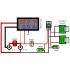 Monoprice Select Mini (MPSM) v2 3D printer power console image
