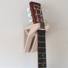 Guitar wall mount 2