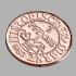 Aarau Town Privileges Coin image