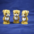 Bear Figurines image