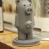 Peer Pig (toy pig with udders and crown) image