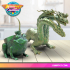 Hydra + Froggy Planter COMBO DEAL! image