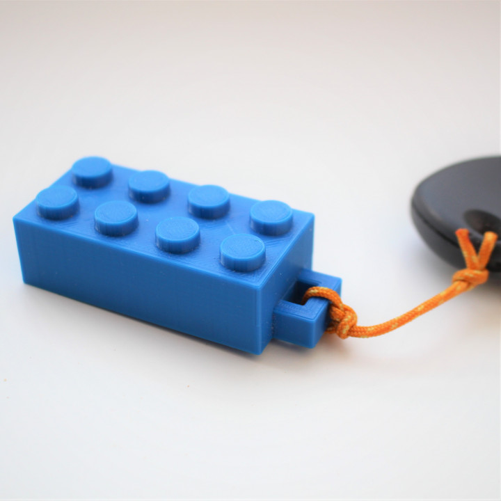 Lego key ring