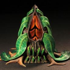 Tabletop plant:  Welwitschia Ghost Plant  (Alien Vegetation 06)