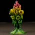"Tabletop plant: ""HexaPlant"" (Alien Vegetation 10) image"