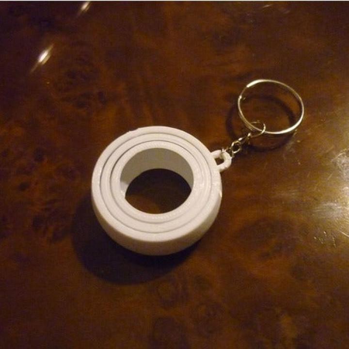 Gyro Keychain