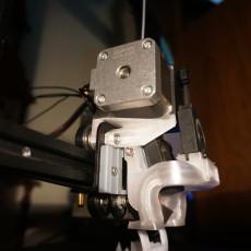 Ender3 direct titan extruder mounting bracket