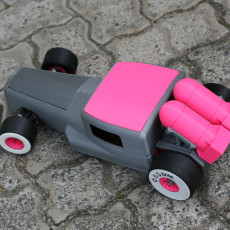 Rapid Ordnance Delivery, OpenRC Body