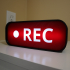 Remote ON AIR Light-Up Sign image