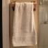 Hand towel rack image