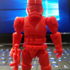 Picture of print of Stormtrooper This print has been uploaded by Luca233
