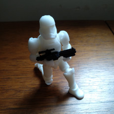 Picture of print of Stormtrooper This print has been uploaded by odiejw