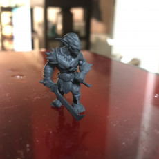 Picture of print of Goblin - Tabletop Miniature