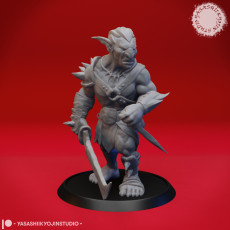 Goblin - Tabletop Miniature