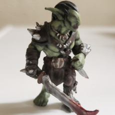 Picture of print of Goblin - D&D Miniature
