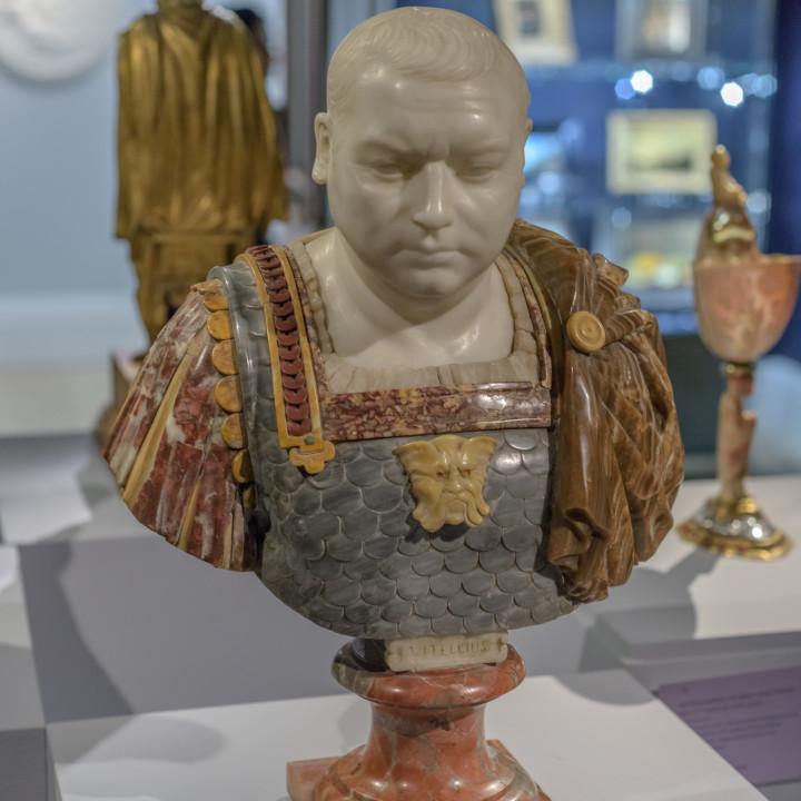 Bust of Vitellius