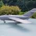 MiG-15 jet fighter image