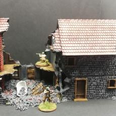 Destroyed House 1 - XVIII to XX period