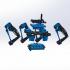Quadruped Dog Robot// Arduino image