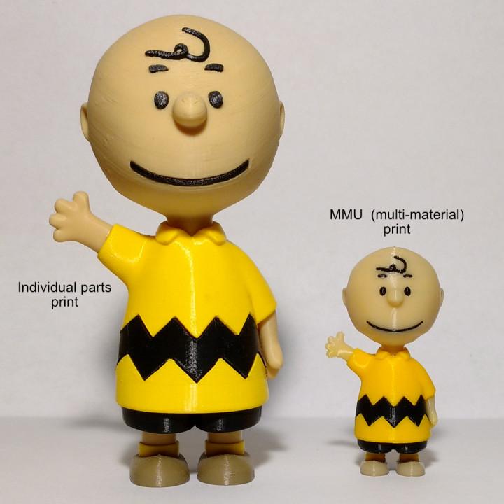 Charlie Brown - MMU