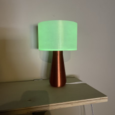 Picture of print of Table Lamp