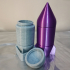 Screw Top Bomb and Rocket Containers image