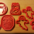 Cookie Cutters Halloween image